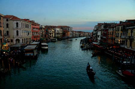 Grand Canal,Venice